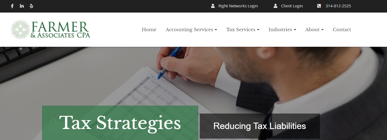 experienced Accountants in St. Louis