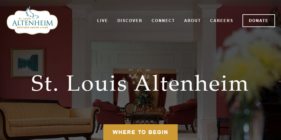 Spacious Aged Care Homes in St. Louis