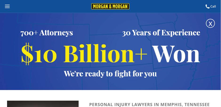 Efficeint Compensation Attorneys in Memphis