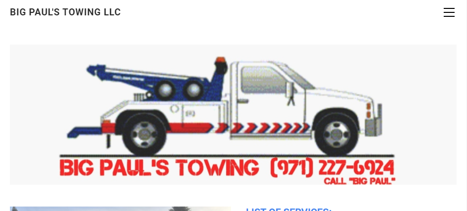 Popular Towing Services in Portland