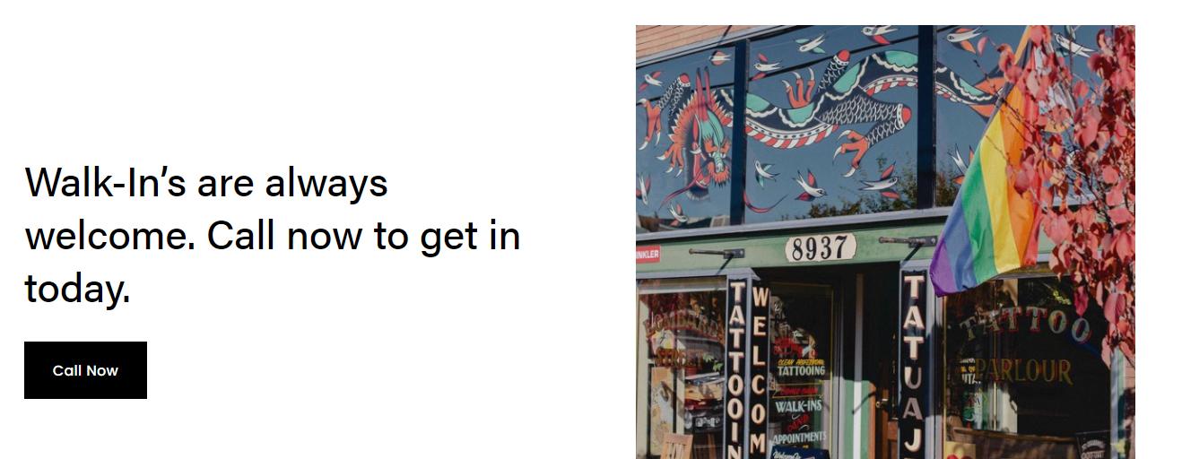 top-notch Tattoo Artists in Portland
