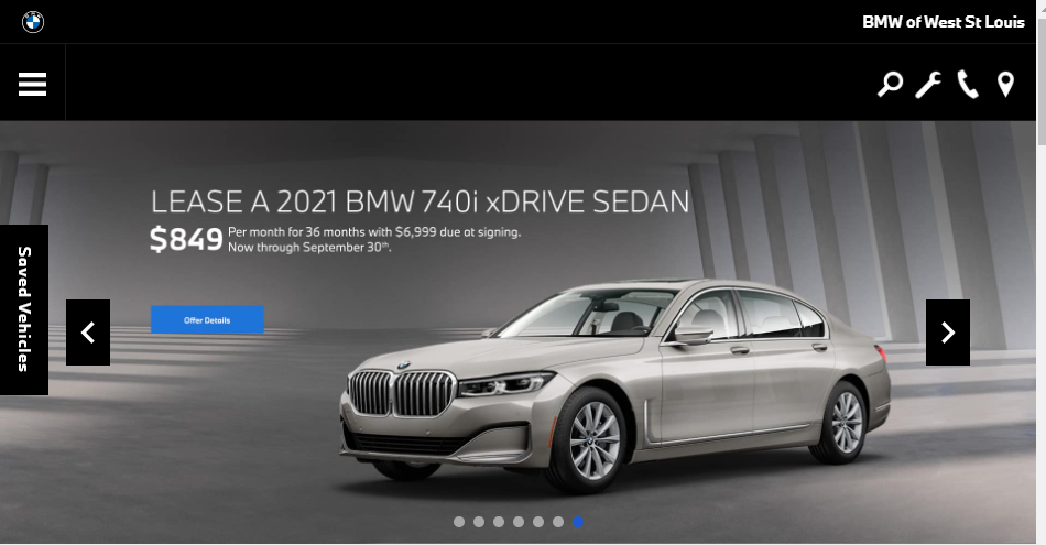 Comprehenisve BMW Dealers in St. Louis