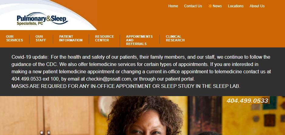 Ambient Sleep Clinics in Atlanta