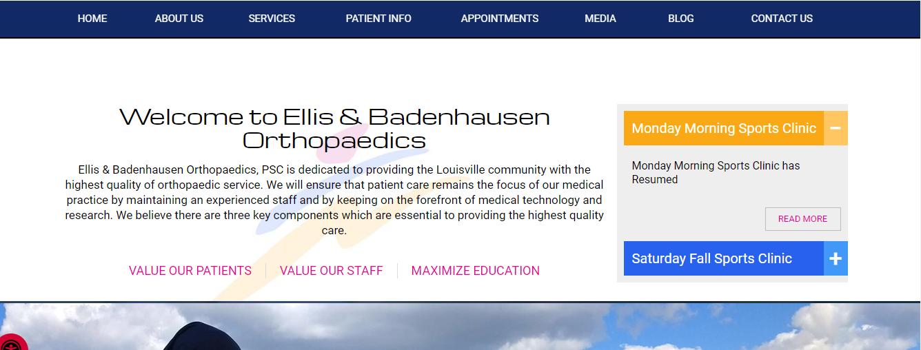 dedicated Orthopediatricians in Louisville