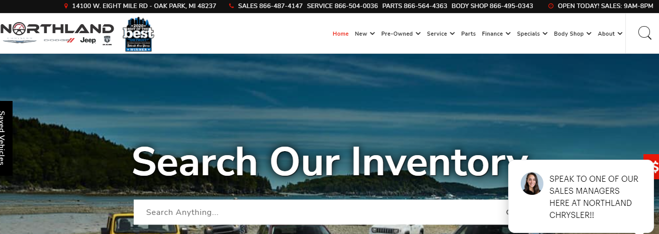 one-stop Jeep Dealers in Detroit