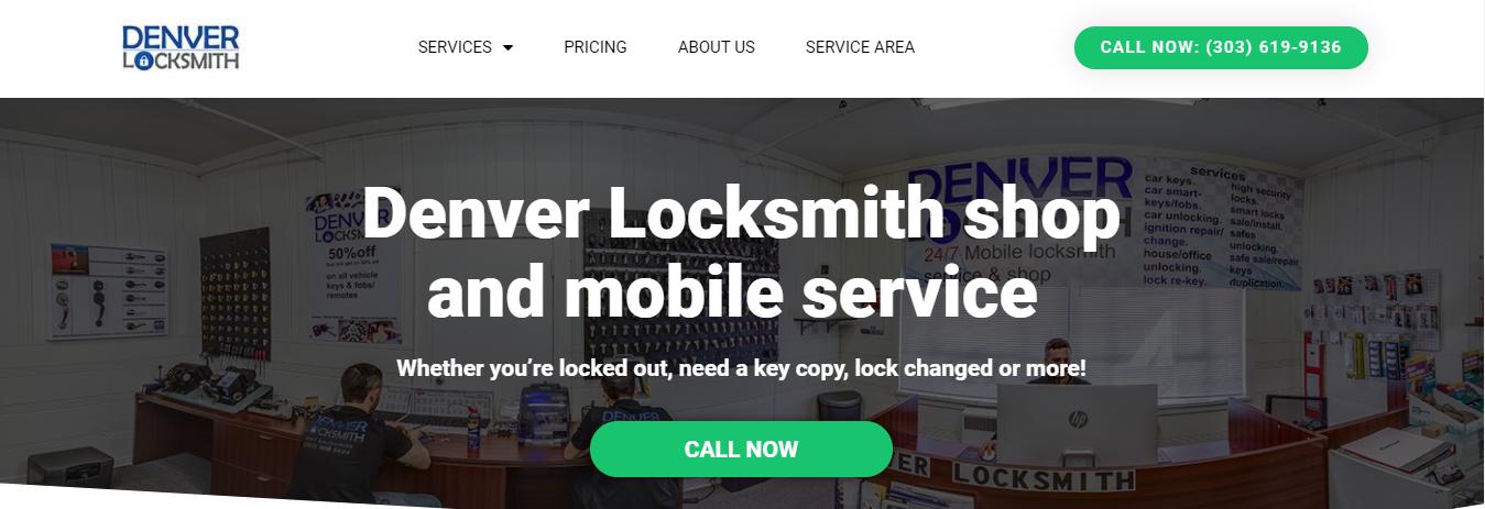 affordable Locksmiths in Denver