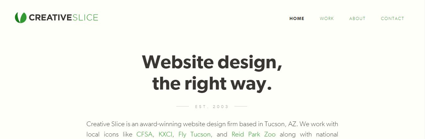 dynamic Web Designers in Tucson