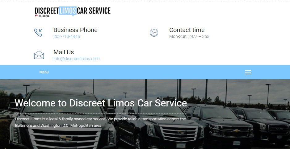 Popular Limo Services in Baltimore