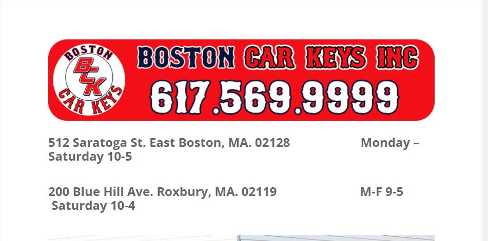 Dependable Locksmiths in Boston