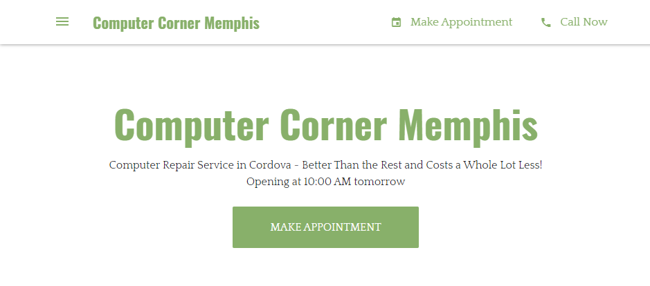 Expert Computer Repair in Memphis