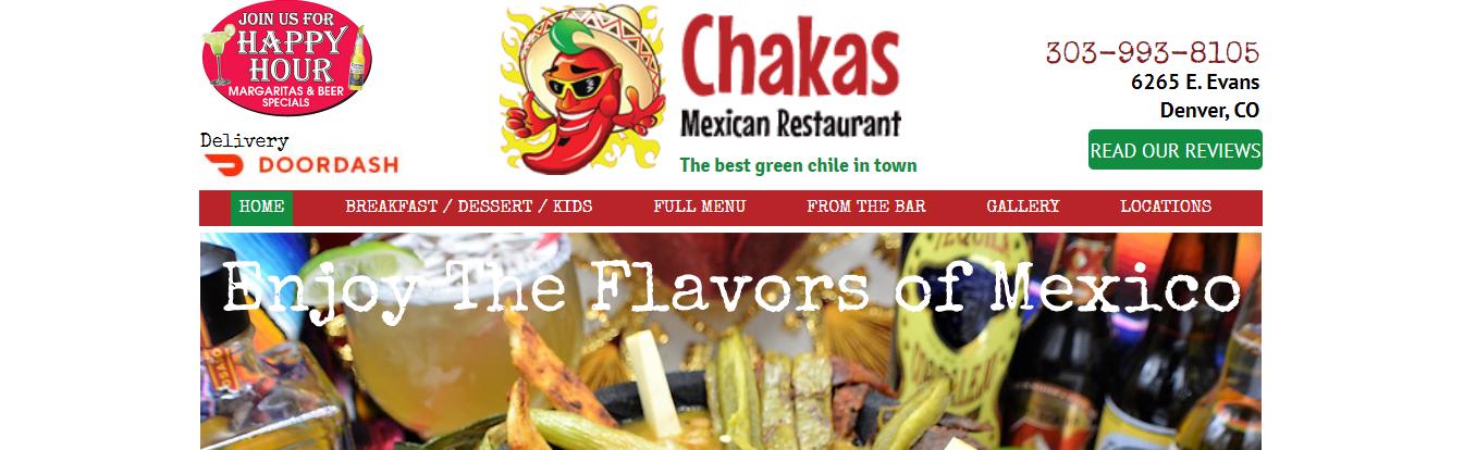 affordable Mexican Restaurants in Denver