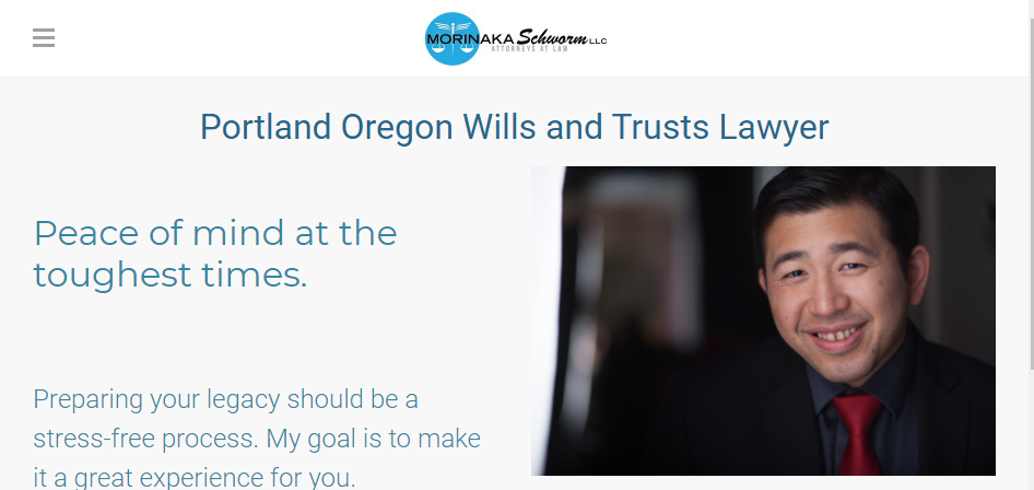 Reliable Estate Planning Attorneys in Portland