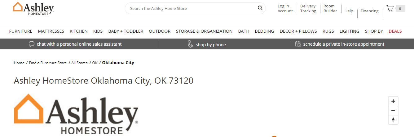trusted Furniture Stores in Oklahoma City