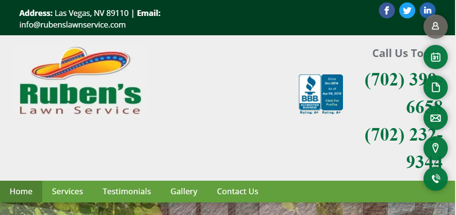Comprehenisve Landscaping Companies in Las Vegas