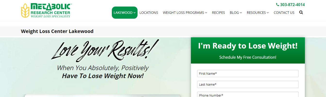 progressive Weight Loss Centres in Denver, CO