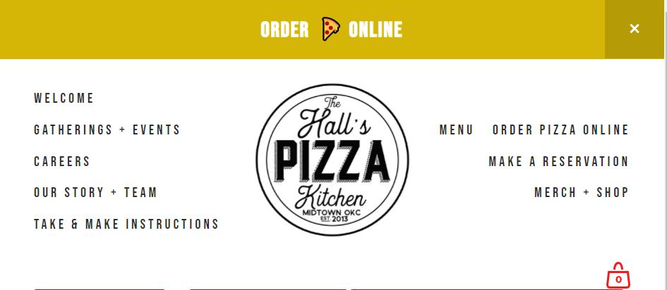 Genuine Pizzerias in Oklahoma City