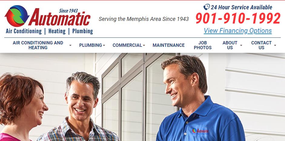 Professional Plumbers in Memphis