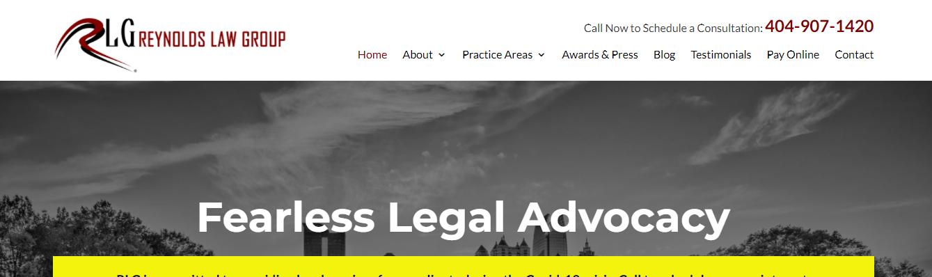 helpful Corporate Lawyer in Atlanta