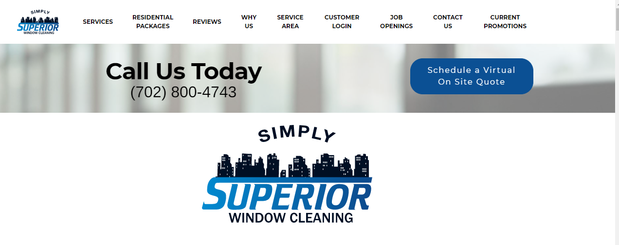 affordable Window Cleaners in Las Vegas