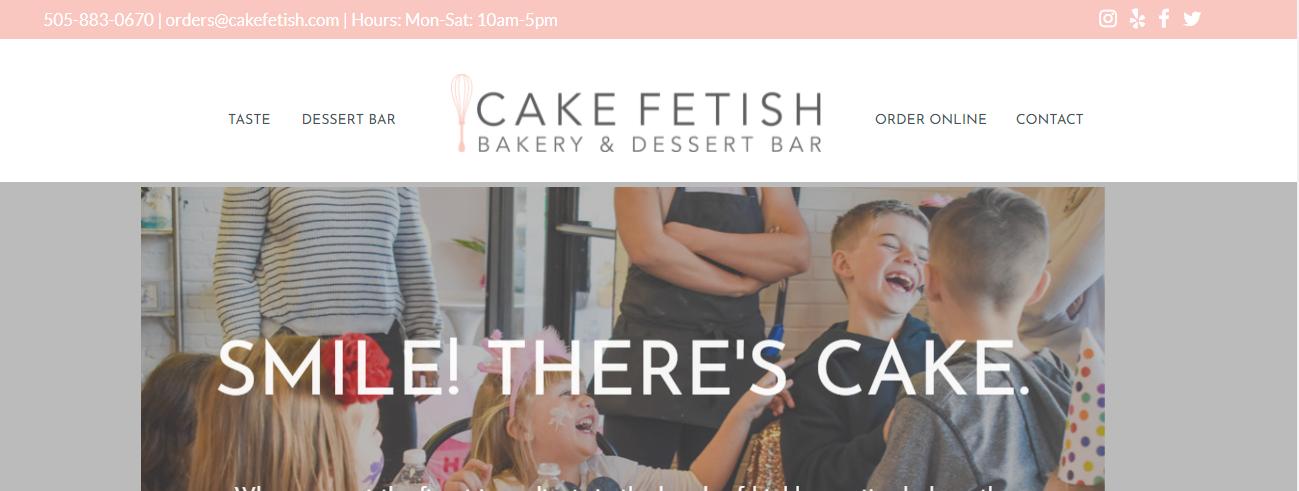preferred Cakes in Albuquerque
