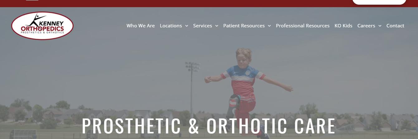 certified Orthopediatricians in Louisville