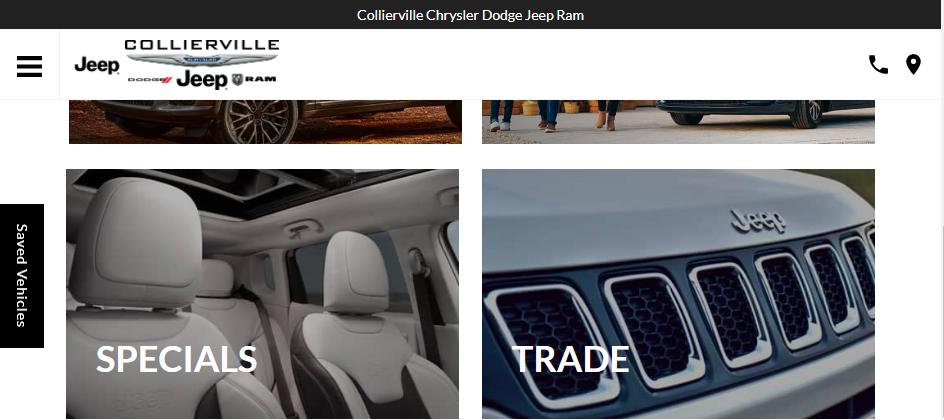 Popular Jeep Dealers in Memphis