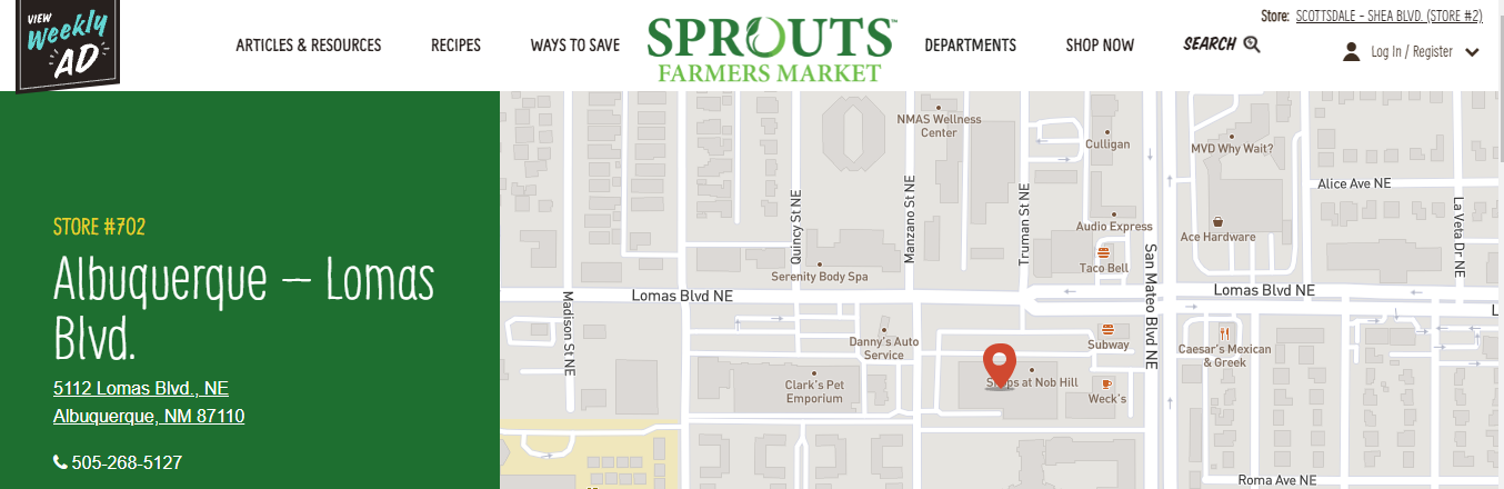 cheap Health Food Stores in Albuquerque