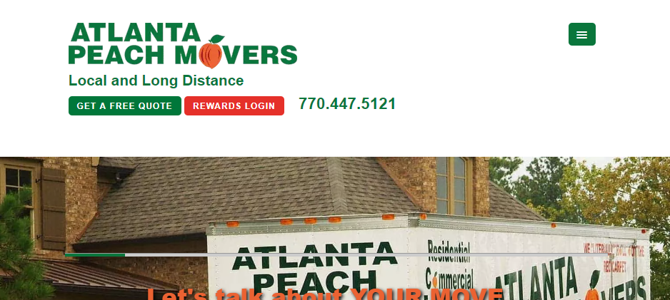Professional Removalists in Atlanta
