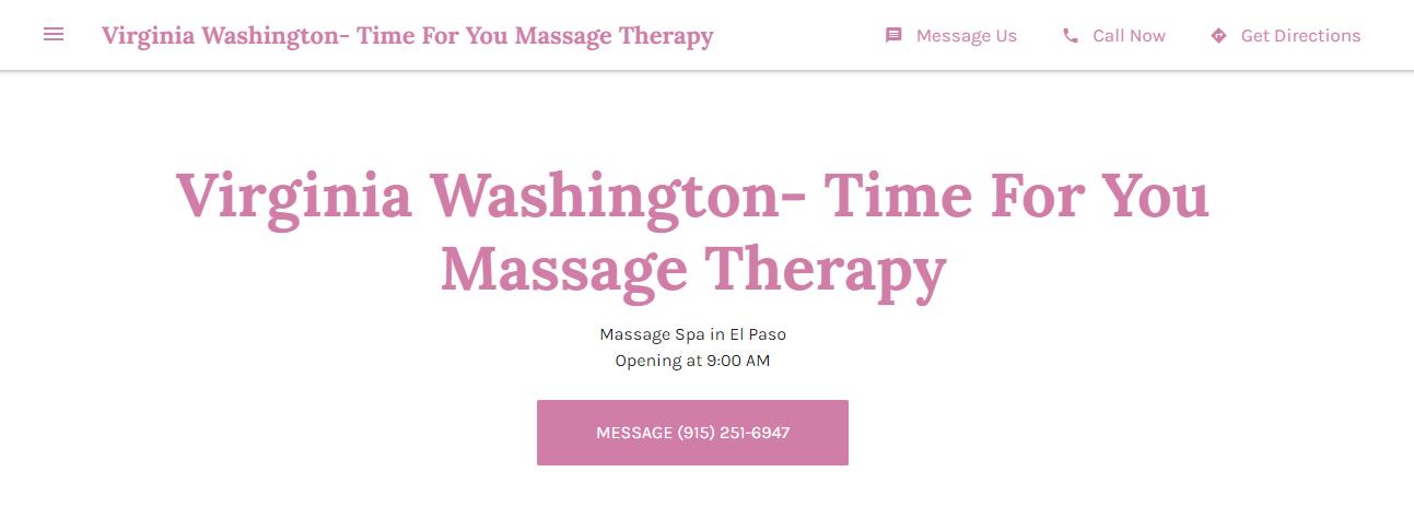 budget-friendly Thai Massage in El Paso