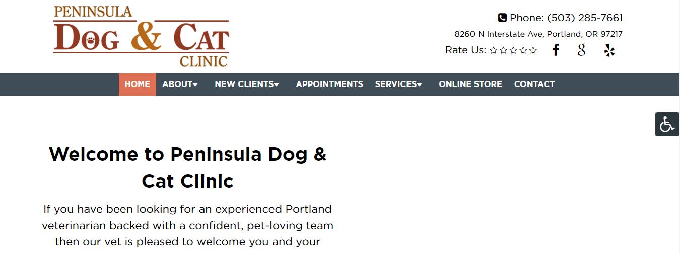 helpful Pet Care Centre in Portland