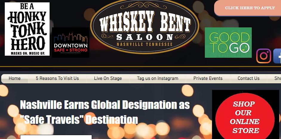 Popular Bars in Nashville