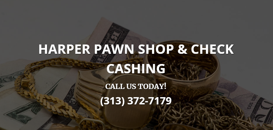 Known Pawn Shops in Detroit