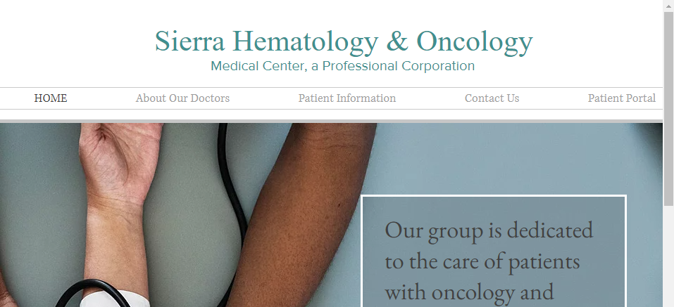 Professional Oncologists in Sacramento