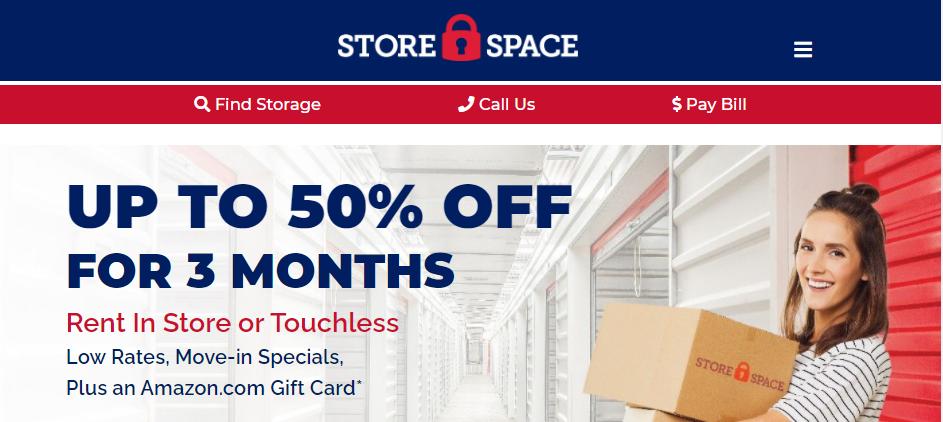Spacious Storage Facilities in Detroit