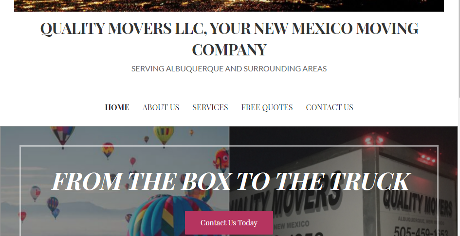 Reliable Removalists in Albuquerque