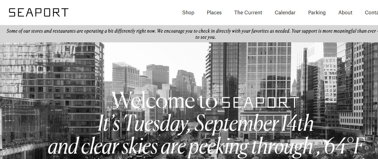 premier Shopping Centres in Boston