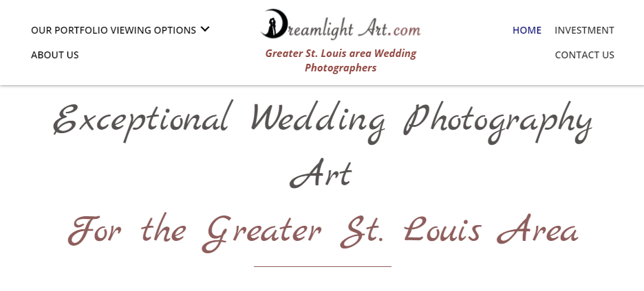 Skilled Wedding Photographers in St. Louis
