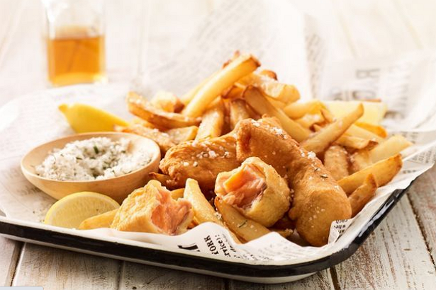 Best Fish and Chips in Sacramento