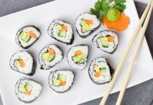 Best Sushi in Sacramento