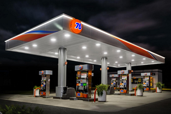 Good Petrol Stations in Mesa