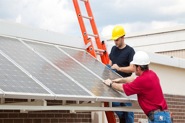 Good Solar Panel Maintenance in Tucson