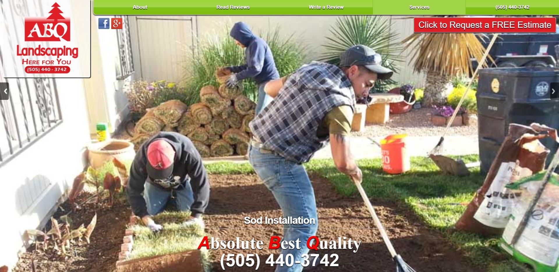 5 Best Landscaping Companies in Albuquerque, NM