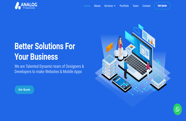 One of the best Mobile App Developers Worldwide