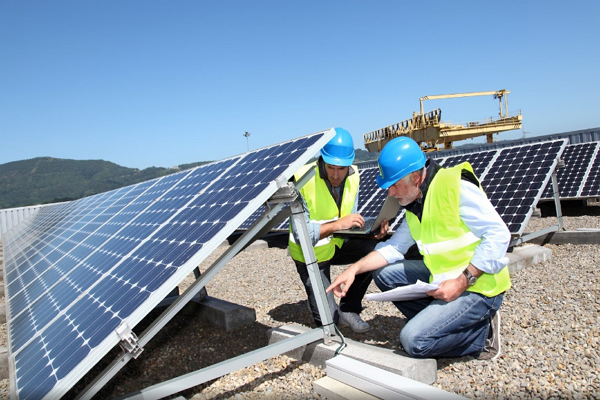 Top Solar Panel Maintenance in Tucson