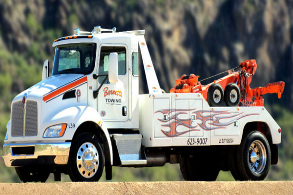 Towing Services in Tucson