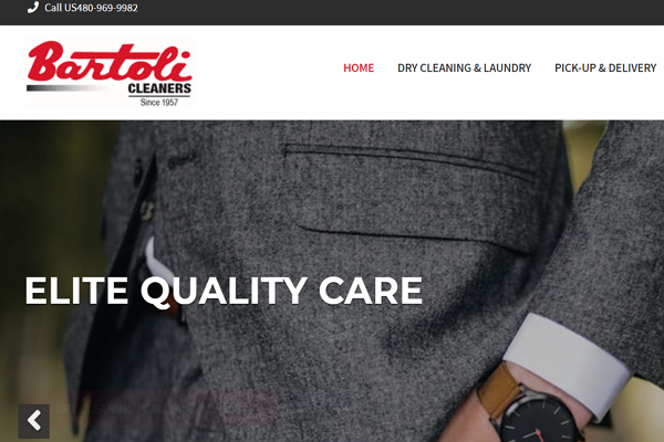 Dry Cleaners in Mesa