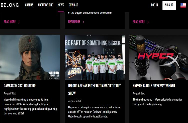 Good Websites with Esport News