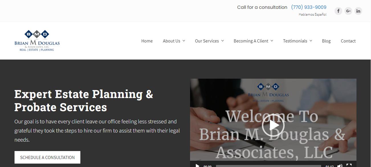 Brian M. Douglas & Associates in Atlanta, GA