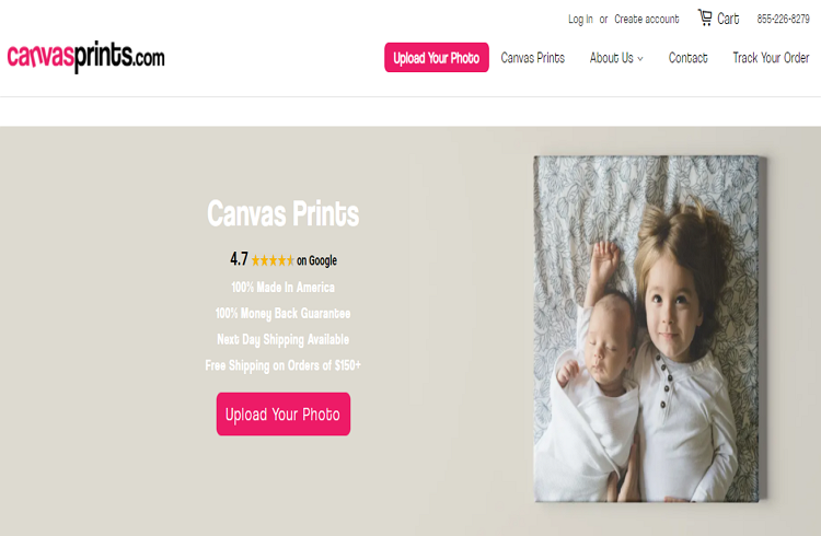 Canvas Stores US