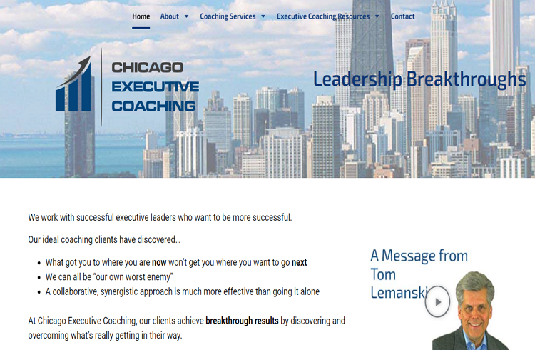One of the best Executive Coaching in Chicago